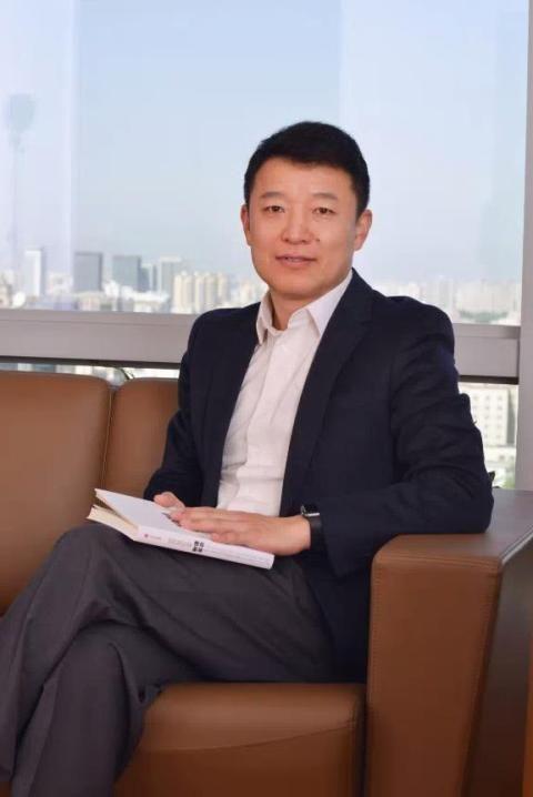 网联清算有限公司总裁 董俊峰