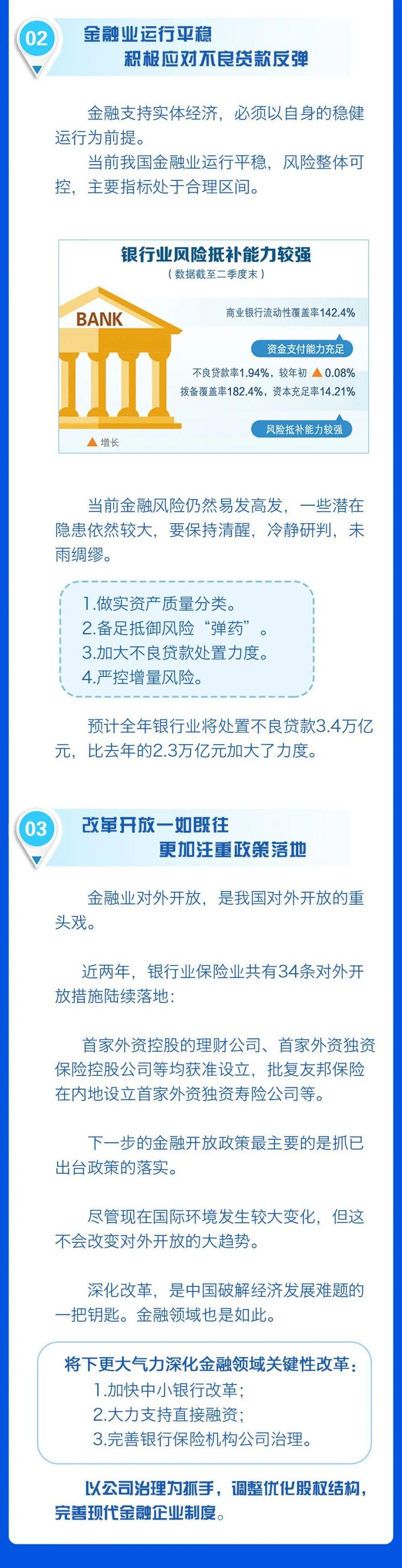 人民银行党委书记、银保监会主席郭树清连续重磅发声!
